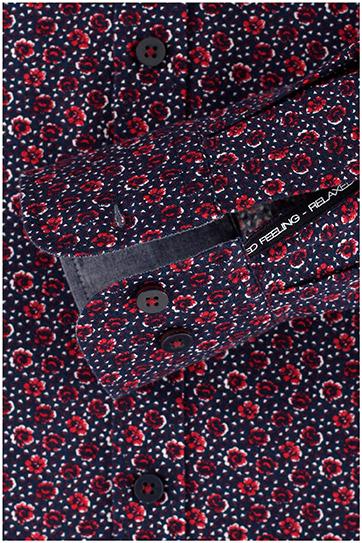 Camisas, Sport Manga Larga, 109865, GRANATE
