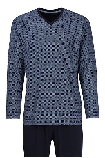 Homewear, Pijama M. Larga, 109889, MARINO