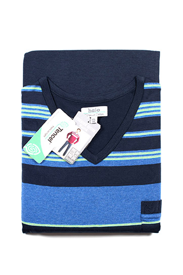 Homewear, Pijama M. Larga, 109924, MARINO