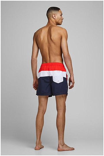 Pantalones, Bañadores, 109930, MARINO