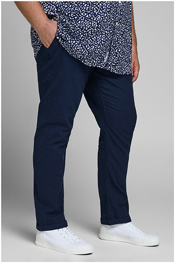 Pantalones, Sport, 109938, MARINO