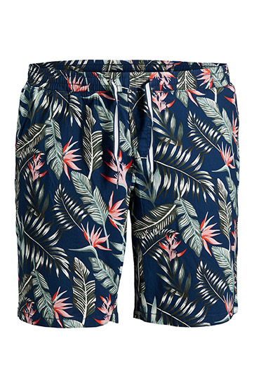 Pantalones, Bermudas, 109944, MARINO