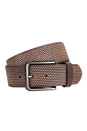 Complementos, Cinturones, 109968, MARRON