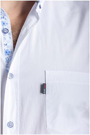 Camisas, Sport Manga Corta, 110074, BLANCO