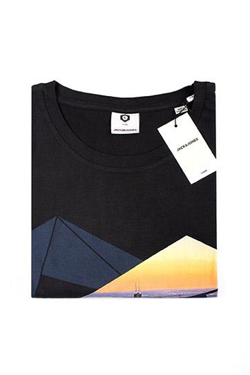 Sport, Camisetas M. Corta, 110094, NEGRO