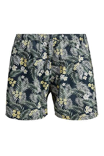 Pantalones, Bañadores, 110100, MARINO