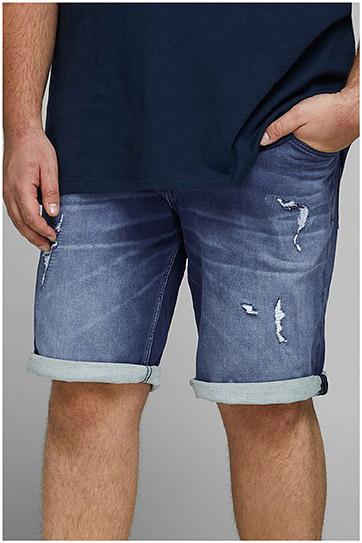 Pantalones, Bermudas, 110119, INDIGO