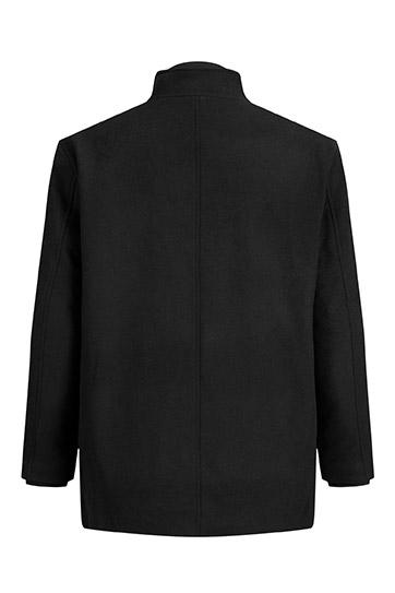 Abrigo, Chaquetones y Piel, 110135, NEGRO