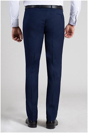 Pantalones, Vestir, 110166, MARINO