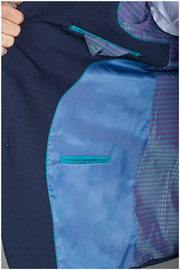 Sastrería, Trajes de Vestir, 110167, MARINO
