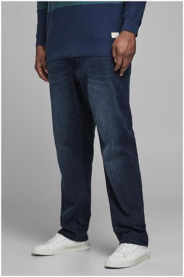 Pantalones, Vaqueros, 110193, INDIGO