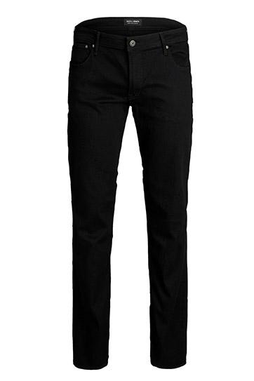 Pantalones, Vaqueros, 110195, NEGRO