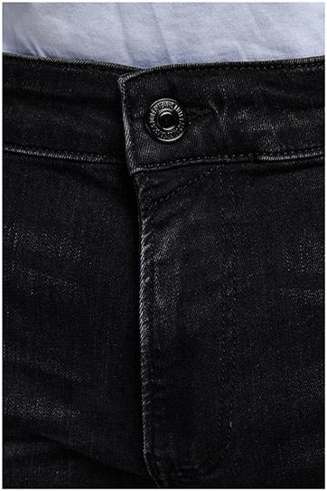Pantalones, Vaqueros, 110199, NEGRO