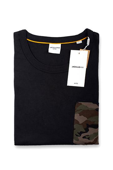 Sport, Camisetas M. Corta, 110228, NEGRO