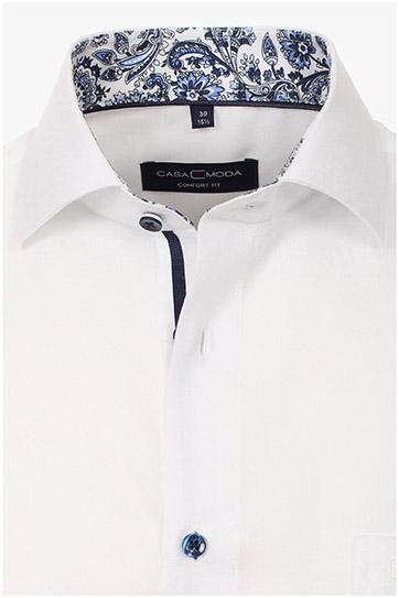 Camisas, Vestir Manga Larga, 110243, BLANCO