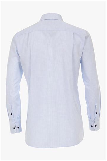Camisas, Vestir Manga Larga, 110245, CELESTE