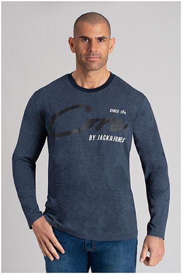 Sport, Camisetas M. Larga, 110265, MARINO