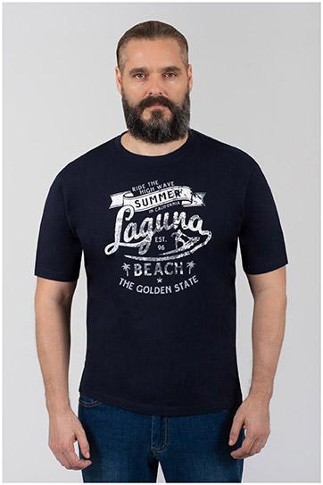 Sport, Camisetas M. Corta, 110277, MARINO