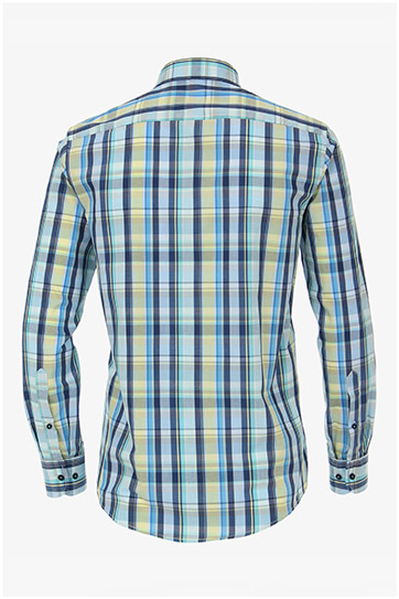 Camisas, Sport Manga Larga, 110298, MARINO