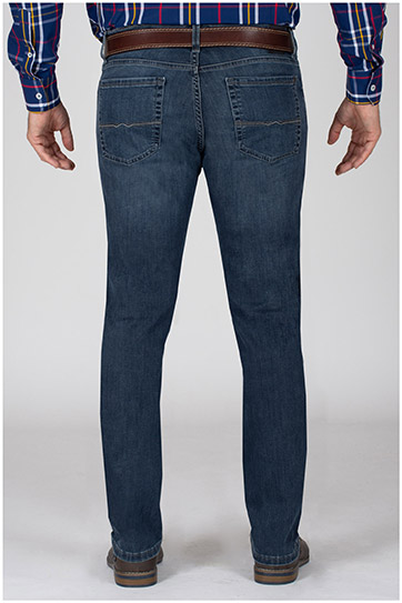 Pantalones, Vaqueros, 110313, AZUL OSCURO