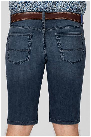 Pantalones, Bermudas, 110318, AZUL OSCURO