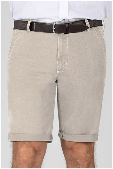 Pantalones, Bermudas, 110321, BEIGE