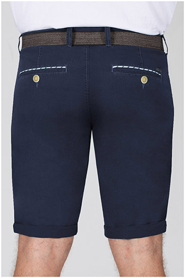 Pantalones, Bermudas, 110321, MARINO