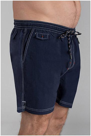 Pantalones, Bañadores, 110324, MARINO
