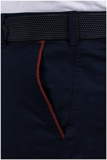 Pantalones, Bermudas, 110341, MARINO