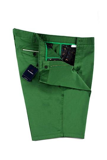 Pantalones, Bermudas, 110341, VERDE