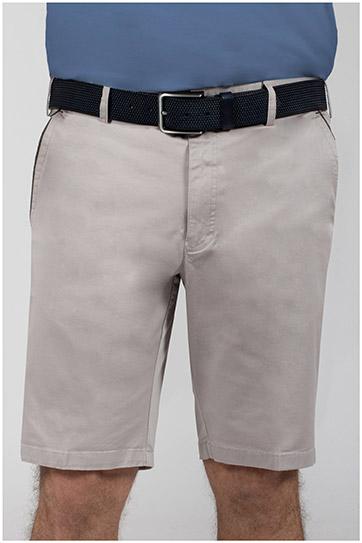 Pantalones, Bermudas, 110341, PIEDRA