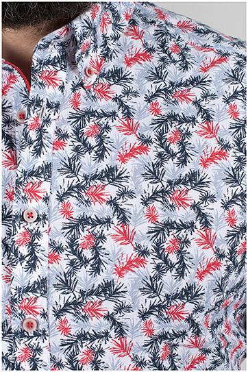 Camisas, Sport Manga Corta, 110346, MARINO