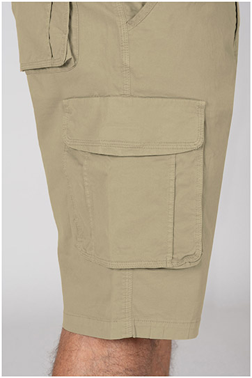 Pantalones, Bermudas, 110356, PIEDRA