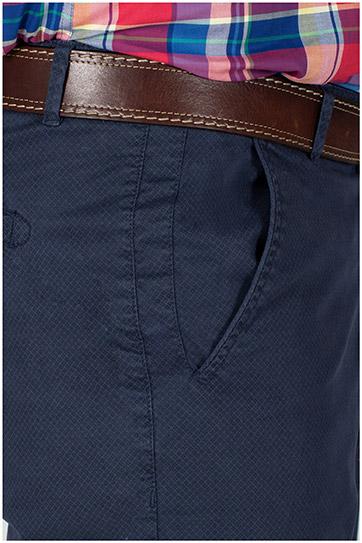 Pantalones, Bermudas, 110357, MARINO