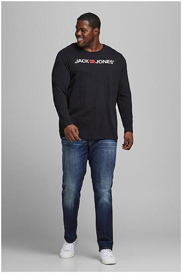 Sport, Camisetas M. Larga, 110396, NEGRO