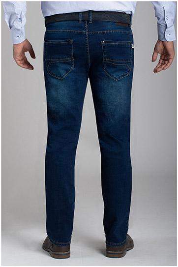 Pantalones, Vaqueros, 110469, INDIGO