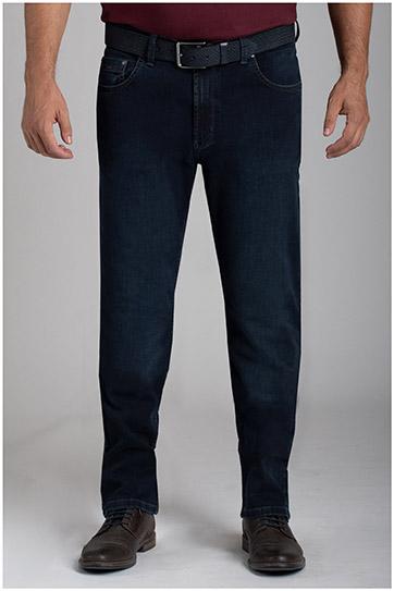Pantalones, Vaqueros, 110491, AZUL OSCURO