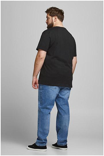 Sport, Camisetas M. Corta, 110517, NEGRO