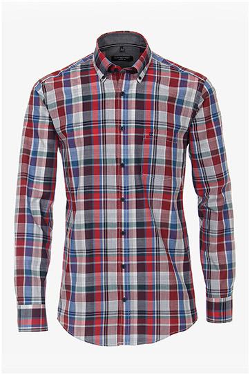 Camisas, Sport Manga Larga, 110540, MARINO