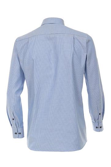 Camisas, Vestir Manga Larga, 110555, CELESTE