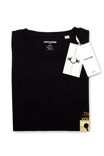 Sport, Camisetas M. Corta, 110701, NEGRO
