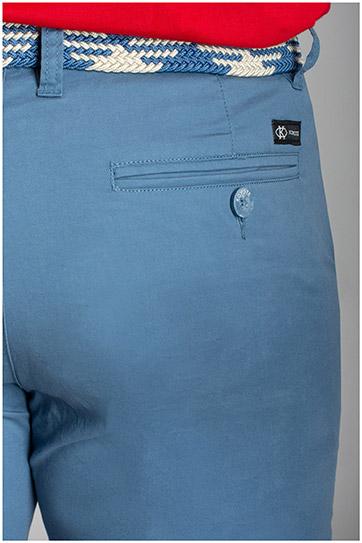 Pantalones, Bermudas, 110733, ROYAL