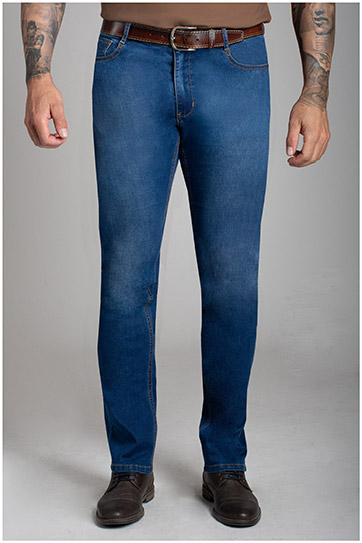 Pantalones, Vaqueros, 110737, INDIGO