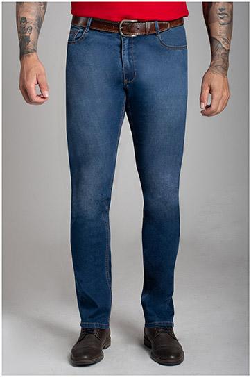 Pantalones, Vaqueros, 110738, INDIGO
