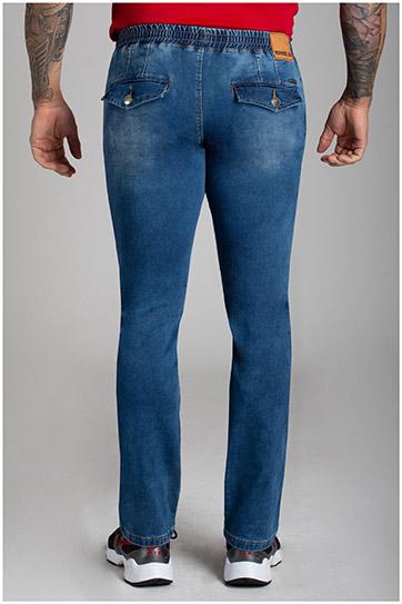 Pantalones, Vaqueros, 110741, INDIGO