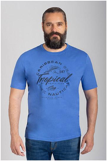 Sport, Camisetas M. Corta, 110744, COBALTO
