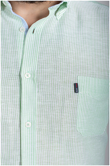 Camisas, Sport Manga Corta, 110852, VERDE