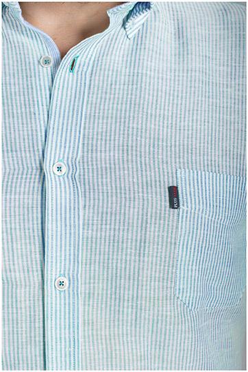Camisas, Sport Manga Corta, 110852, MARINO
