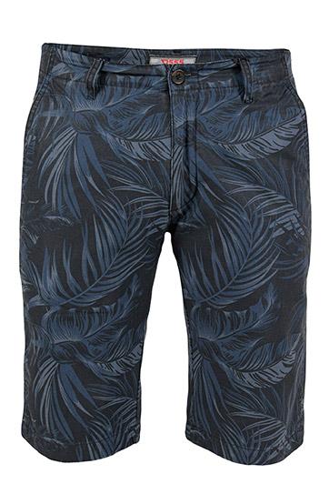 Pantalones, Bermudas, 110868, MARINO