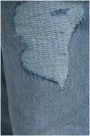 Pantalones, Vaqueros, 110930, INDIGO
